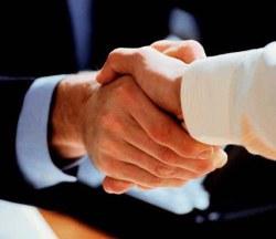 Традиция рукопожатия: правила этикета