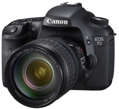 5 лучших зеркальных фотокамер на лето
