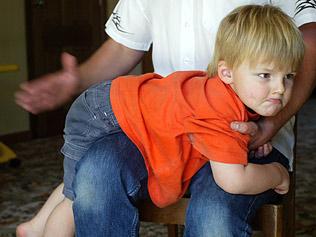 Порка ребенка. Есть ли альтернативы?