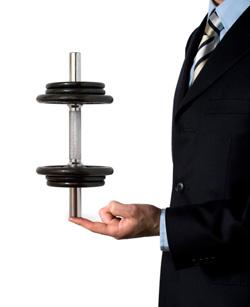 9 упражнений в офисе