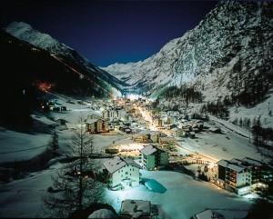 Альпийские полуночники. Саас-Фе и Кортина-д'Ампеццо