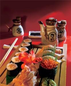 Для чего суши нужны приправы?