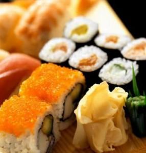 Суши — как их правильно есть