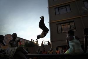 Африканское гетто