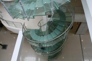 Безопасное стекло в интерьере