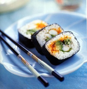 Что такое суши и с чем их едят