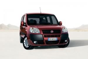 Мировая премьера нового Fiat Doblo
