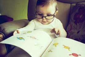 Учим малыша читать