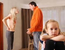 Конфликт мужа и жены
