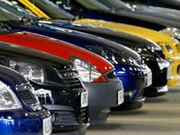 Самые популярные автомобили в России 2012