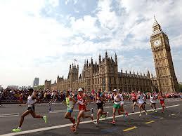 Лондонские марафоны