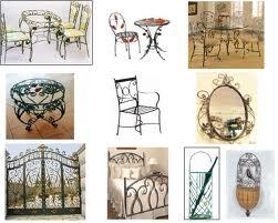 Недостатки металлической мебели