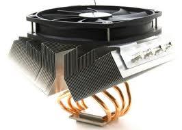Установка процессорного кулера