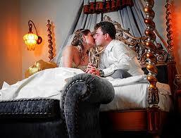 Подготовка к первой брачной ночи
