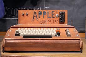 Немного из истории Apple