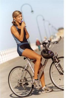 Велосипед как средство передвижения в городе