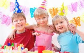 День рождения ребенка – как отметить