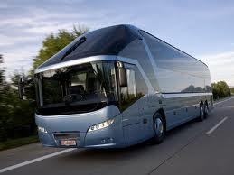 Современные автобусы – помощники человечества