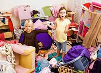 Как воспитать в ребенке любовь к порядку