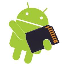 Перемещение приложений в Андроид