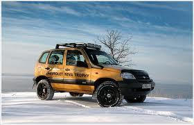 Chevrolet Niva помогает осваивать нехоженные места
