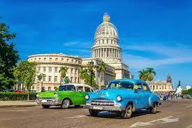 Куба: такая далёкая и близкая