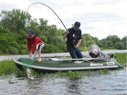 Выбираем надувную лодку