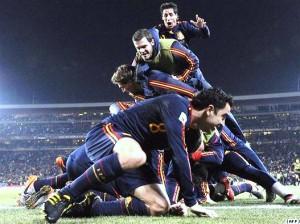 Сборная Испании – лучшая!