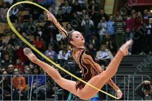 Чемпионат мира по художественной гимнастике в России