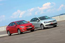 Hyundai Accent vs. VW Polo