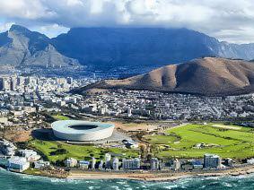 ЮАР: республика трех столиц