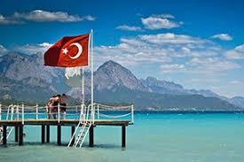 Турция – жемчужина четырех морей!