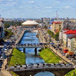 Интересные места в Казани
