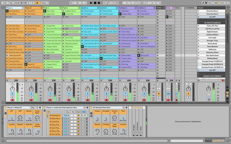 Как написать электронную музыку