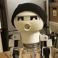 Робот-выпивоха – странно, что придуман не в России