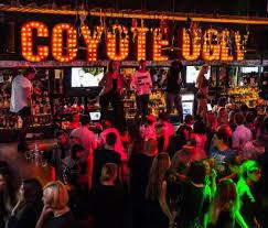 Легендарный бар «Гадкий Койот»